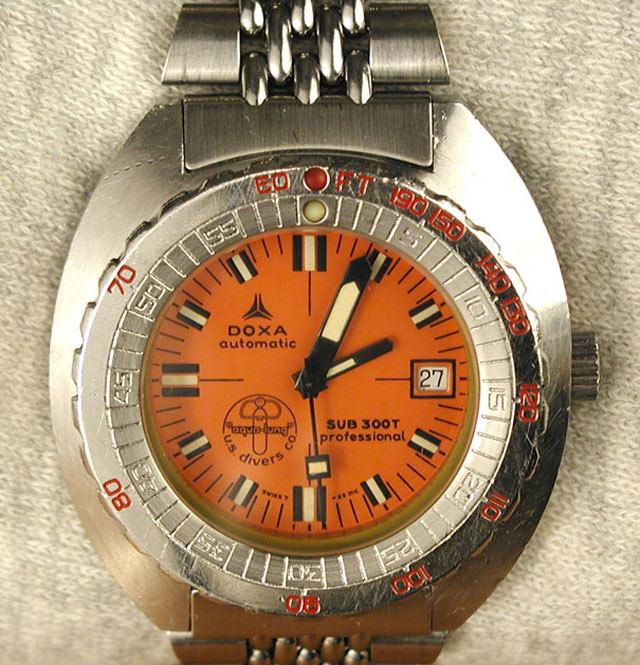 La Spirotechnique et les montres 300tpro6